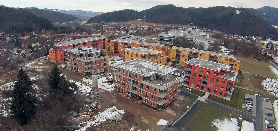Bruck Hochfeld - Baustellen Update